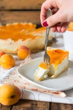 Sommerlicher Schmandkuchen mit Mandarinen / Sour cream cake with mandarin oranges   Ina Is(s)t