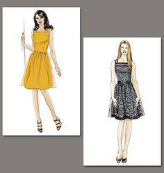 Have  V8723 Vogue Dress