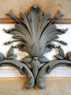 acanthus ornament - Google Search