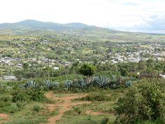 The hills around Maralal. Kenya.