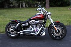 Michael's 2009 Harley Davidson Fat Bob with the extended version of our Voodoo…