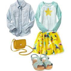 Kids Fashion #Spring