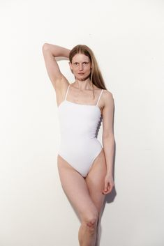 STRAIGHT ONE PIECE | Nu Swim Remove Deodorant Stains, Oil Stains, 4 Way Stretch Fabric, Swimsuits, Swimwear, Have Time, I Dress, Bikini Set, Fabric Weights