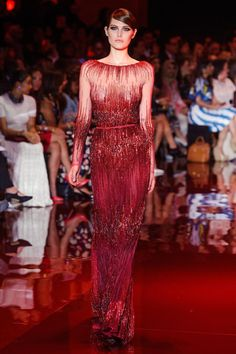 I would style Anne Hathaway in this. Elie Saab Photo 1 Vampire Goddess II