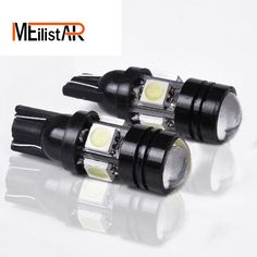 Automobiles & Motorcycles Sweet-Tempered White Color Style Car Fog Light Driving Light 12v H8 H11 Led Bulb Drl Lens Projector Model Truck Accessory Decoration 2pcs
