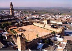 Cordoba Castillo de Bujalance -