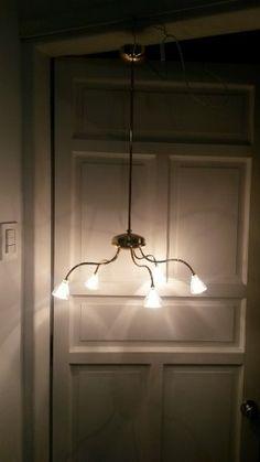 Ara a moderna italiana de colecci n masca 9 luces c - Lampara arana moderna ...