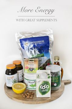 Helpful detox supplements