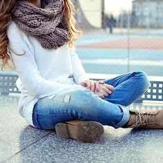 9 fall outfits for teen girls - Page 9 of 9 - women-outfits.com