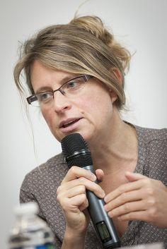 Ghislaine Tirilly, ergonome au département Recherches et Etudes FOH de la SNCF  / Forum Bien vivre au travail SNCF (novembre 2013) 2013, November
