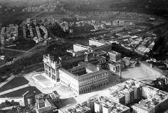 San Giovanni in Laterano 1925 ca | Roma Ieri Oggi