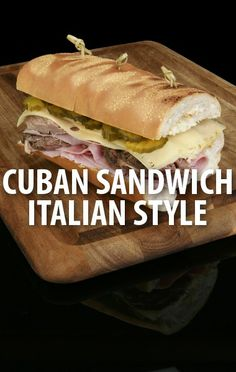 Chef star Jon Favreau and Mario Batali teamed up to make a Cuban Sandwich Italian Style Recipe on The Chew and celebrate the sounds of food on film. http://www.recapo.com/the-chew/the-chew-recipes/chew-cuban-sandwich-italian-style-recipe-jon-favreau-chef/