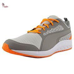 Puma Swype Fine Line Hommes US 11.5 Gris Chaussure de Course UK 10.5 - Chaussures puma (*Partner-Link)