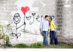 Love on the wall