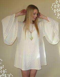 60s Angel Dress by Calle Modista #60s#dress
