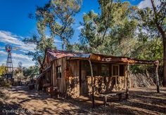 The Drover's Shed by Pat Kofahl on 500px