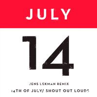 """Shout Out Louds """"14th of July (Jens Lekman Remix)"""" by MergeRecords on SoundCloud"""