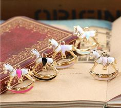 Find More Charms Information about Free shipping New Animal shape 3D Sided Alloy drop oil gold plated metal cockhorse jewelry charms diy necklace/key chain pendant,High Quality pendant accessories,China charm collar Suppliers, Cheap pendant crystal from multicolor kingdom on Aliexpress.com