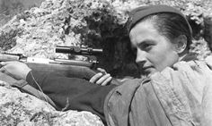 Lyudmila Pavlichenko was 24 years old when Germany invaded the USSR in June 1941.Like most Soviet citizens, she wasn't thrilled to hear that 3 million Nazis were marching across the motherland. The Kiev University history student was determined to do her bit, but she didn't want to be a nurse. ...