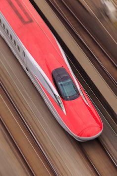 'Super Komachi' shinkansen / bullet train