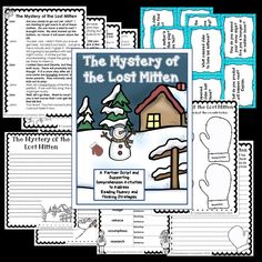 This four page partner script comes with a pre-reading interest builder, questioning task cards (12 cards) that hit the higher level of Blooms and require students to cite text evidence and explain their thinking, a comprehension page for during or after that requires students to record text information, and a post reading writing prompt. This would work well to use in pairs during Read with Partner or Guided Reading time. The target grade level is third - fourth grade level.