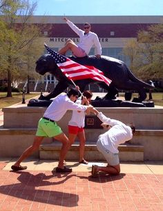 Chubbies College Ambassadors   South Alabama