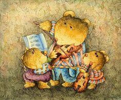 Bear Musicians