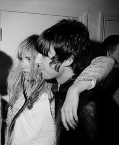 rhysjoejoshtomfaris:    Miles Kane and Suki Waterhouse