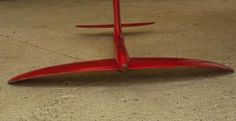 How to make your own Hydrofoil | Kitesurfing News