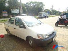 Toyota, Platz, 2002, BG750688 Toyota Platz KA-xxxx 2002 white auto 1950000/= Negotiable. Contact: 0773820884