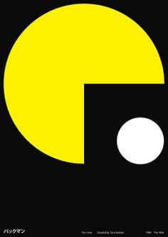 Chang-Pu-hui-graphisme-PACMAN-poster-design-rocket-lulu