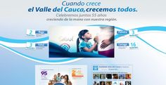 COMFANDI LANDING 55 AÑOS, CELEBRANDO JUNTOS
