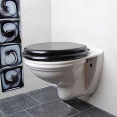 Dorchester vägghängd toalett
