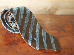 Fancy - Vintage Bronzini Necktie