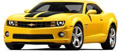2010 Camaro Transformers Edition - Bumblebee