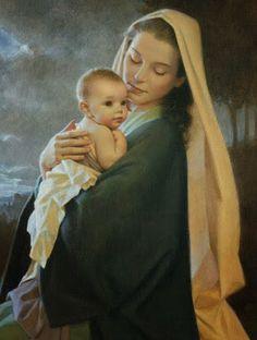 Sancta Mater Dei: VISITAS REPARADORAS A LA SANTÍSIMA VIRGEN MARÍA (V...