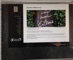 In Ayl habe ich letztes Jahr meine Flaschenpost verteilt. Dadurch ist ein Kontakt zu dem Weingut Eilenz entstanden :-) Wir haben Schritt für Schritt die bestehende Webseite optimiert. Ein paar Kleinigkeiten fehlen noch, aber das kommt nach Ostern.  Die Webseite könnt ihr euch anschauen unter www.aylerkupp.de