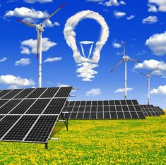Bulb Wind Solar