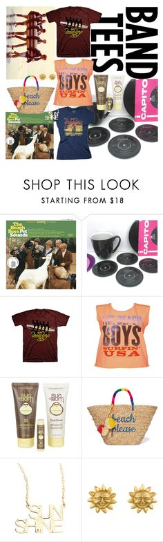 """""""The Beach Boys"""" by couldbecassie ❤ liked on Polyvore featuring Crate and Barrel, Sun Bum, Kayu and Jennifer Zeuner"""