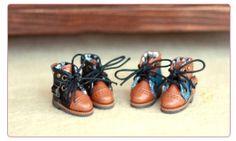 Cowboy boots shoes Blythe / DAL / Pullip / Momoko / Lati Y / Azone. $14.00, via Etsy.