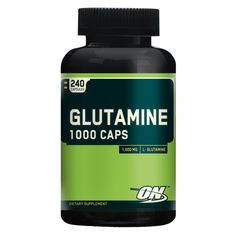 Optimum Nutrition Glutamine 1000 | Optimum Nutrition - Official Trade Sports Nutrition Distributor | Tropicana Wholesale