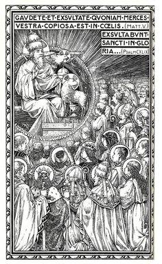 Catholic line art - part 2 via Corpus Christi Watershed part 1 Catholic Crafts, Catholic Art, Roman Catholic, Religious Images, Religious Art, Catholic Missal, Faith Of Our Fathers, Saint Esprit, Art Themes