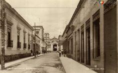 Fotos de Morelia, Michoacán, México: Calle Galeana