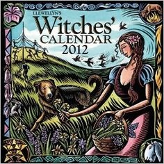 Llewellyn's 2012 Witches' Calendar (Annuals - Witches' Calendar): Llewellyn: 9780738712123: Amazon.com: Books