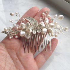 Bridal/ bridesmaid Hair Comb