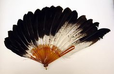 Feather Fan - American Or European c. Early 20th Century - The Metropolitan Museum Of Art