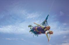 SkyCoaster | Tusenfryd