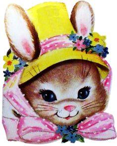 Bunny+in+yellow+hat.jpg (534×667)
