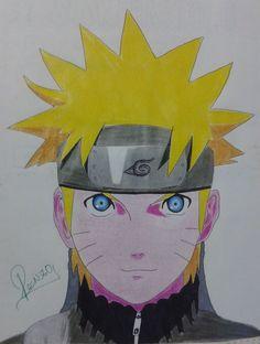Draw Naruto Uzumaki