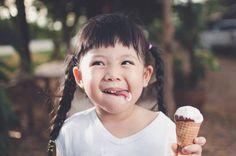 Картинки по запросу a girl eating ice cream